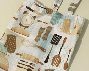 Plastic Bag Holder - Grocery Bag Holder, Dispenser - Kitchen Baking
