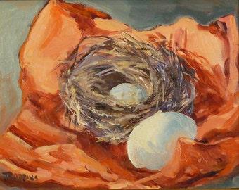 Nest In Paper