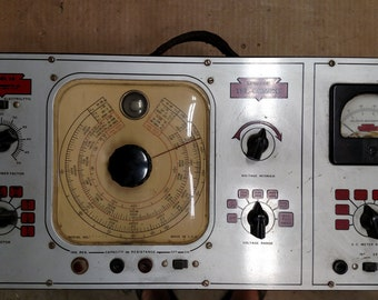 Vintage Electronics Test Equipment