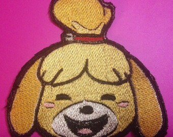 Animal Crossing Isabelle Patch