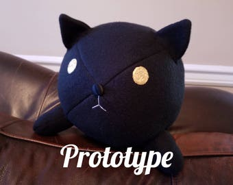 Squishy Kitty Plush (Made to Order)