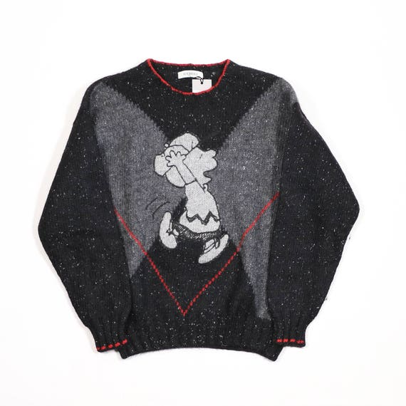 with cartoon pattern Sweater ICEBERG Wool YqE4f