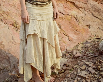 Earth layers skirt ~