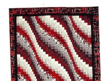 Wavy Bargello Quilt Pattern ONLY