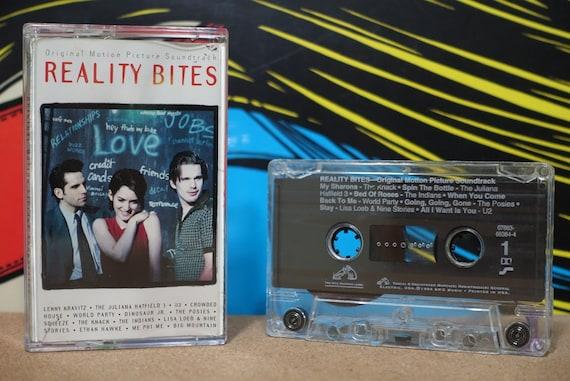 Reality Bites: Original Motion Picture Soundtrack by Various Artists Vintage Cassette Tape