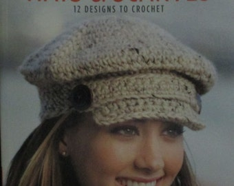 12 Hat Crochet Patterns and Scarves
