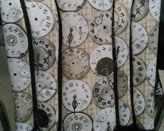 Clockwork/Timepiece Steampunk corset