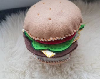 Burger play food