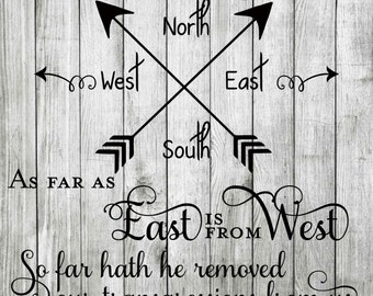 East Is From The West