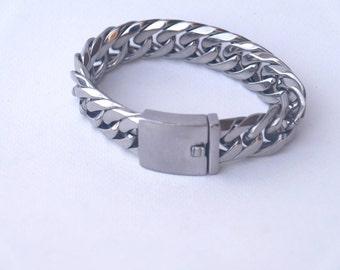 stainless steel bracelet,Bracelet for men,fashion bracelet,gift for men
