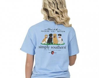 Simply Southern® PREPPYBOYS-BLUES
