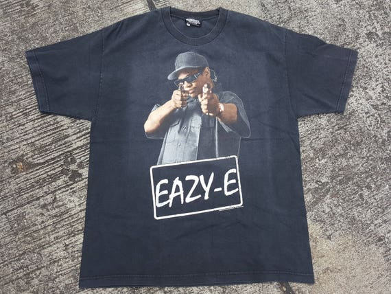 Shirt A Eazy W Ruthless N Raptees Vintage Records E STWCq