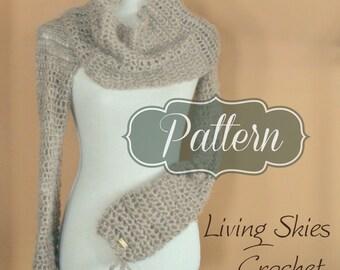 Gwendolyn Cowl Crochet Pattern