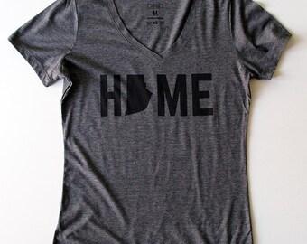 T-Shirt - Rhode Island HOME Women's Tee