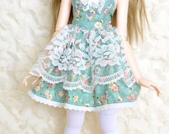 Feeple60/SD/PeakswoodsFOC/Smart Doll/ Dollfie Dream lacy dress