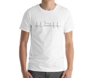 Cat lover t-shirt, cat shirt, cat heartbeat, cat print t-shirt, cat lover gift, cat lovers t-shirt, crazy cat lady, cat t-shirt, cat mom