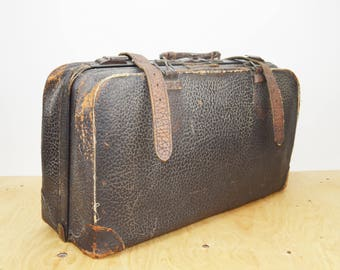 1920's Milwaukee Stamping Co. Suitcase