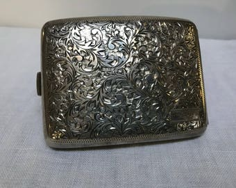 Sterling Silver pocket box