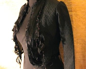 Original Edwardian short bodice Jacket