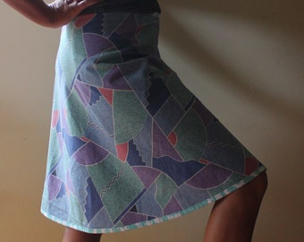Wrap Skirt,  (one size fits most small - large)
