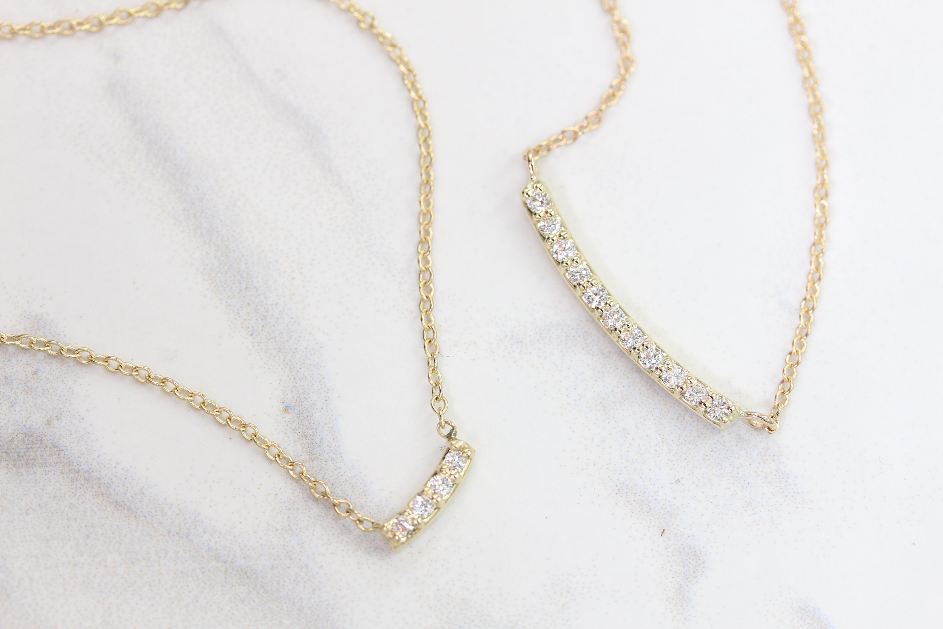 necklace with swarovski curved mini bar adore jewellery created zoom crystals gold necklaces