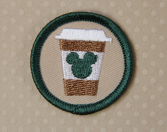 Magically Basic Merit Badge Patch
