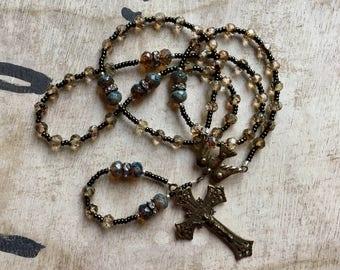 Holy Spirit, Handmade Catholic Rosary
