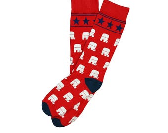 Sock 101 - The Right Wing Republican Political Sock
