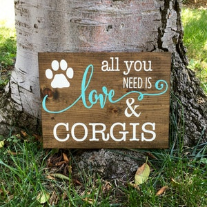 Rustic Home Decor,Rustic Sign,Dog Sign,Dog Decor,Farmhouse Decor,