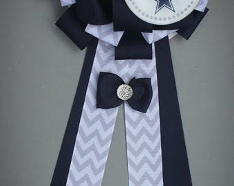 Dallas cowboys ribbon Etsy
