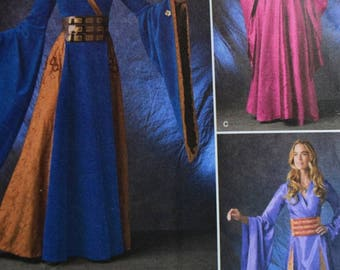 Simplicity 1009 R5 Costume by Andrea Schewe in sizes 14-22 (uncut)