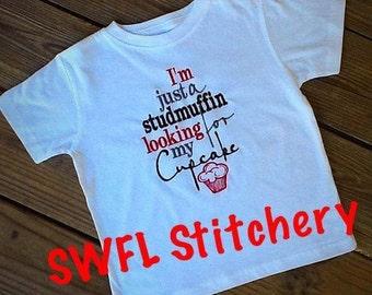 Stud Muffin Valentine's Day Shirt