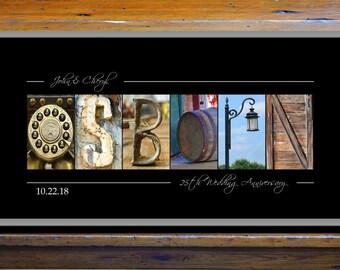 20th Anniversary - 20th Wedding Anniversary - 2 Year Anniversary - 20 Year Anniversary - 2 Year Anniversary Gift Ideas -20 Year Gift