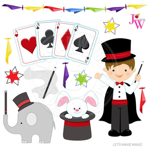 lets make magic cute digital clipart magic clip art magician rh etsy com buy magic clip art magic wand clipart