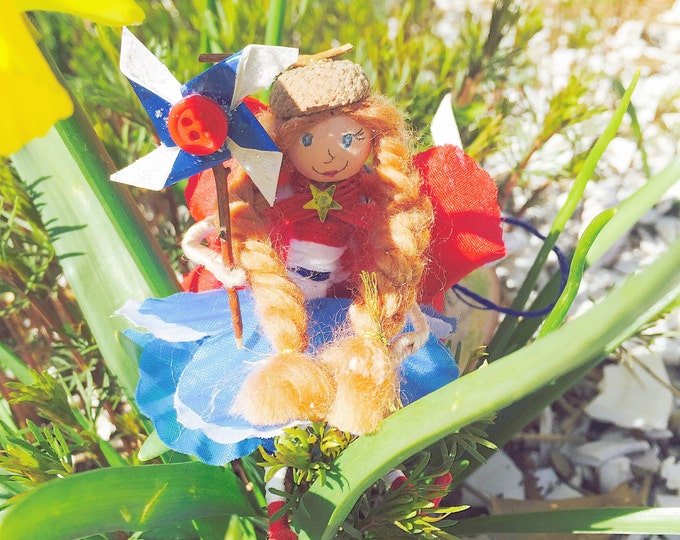 Independence Day Fairy