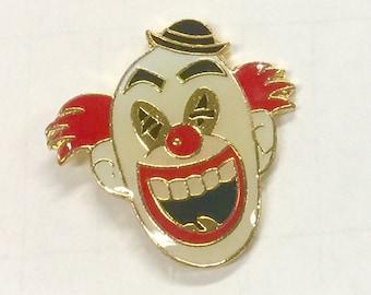 1978-82 Laughing Clown Barnum and Bailey Circus Pin
