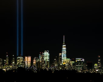 One World Trade Center Photography Print