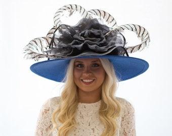 Kentucky Derby Fascinator -  MC2018-021