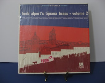 Herb Alpert & The Tijuana Brass - Greatest Hits Volume 2 - Circa 1963