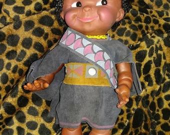 Native American Boy Doll