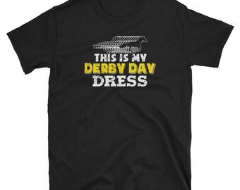 My Derby Day Dress Womens Derby Shirt Derby Apparel