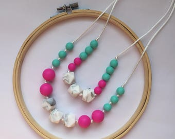 Teething Necklace - for Mummy & Baby