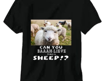 Can you Believe this SHEEP?
