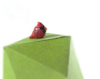 Micro Cardinal Animalcule Totem 6mm