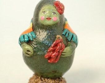 Garden Pixies - Avocado Pixie