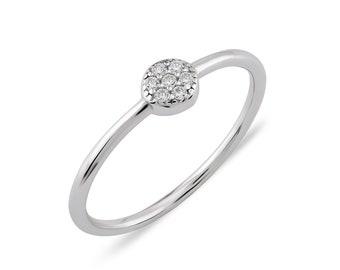 Mini Circle Ring