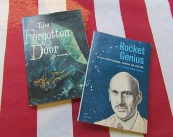 Sci-Fi: Two Vintage Sci-Fi Paperbacks 1960's