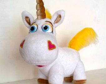 Buttercup unicorn