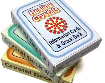 3 Card Crystal Video Reading...you choose the topic! Special Etsy Price!
