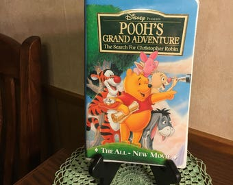 Pooh's Grand Adventure Walt Disney